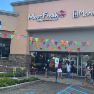 Meet fresh now open