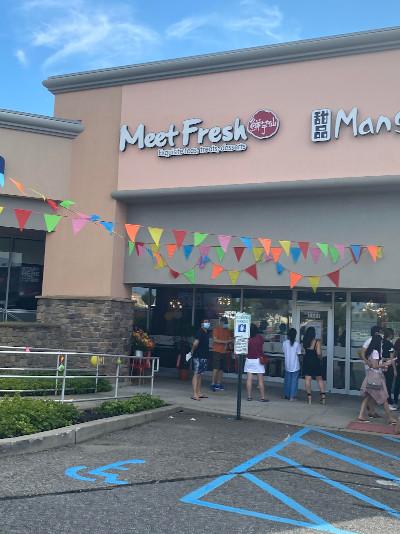 Meet fresh now open
